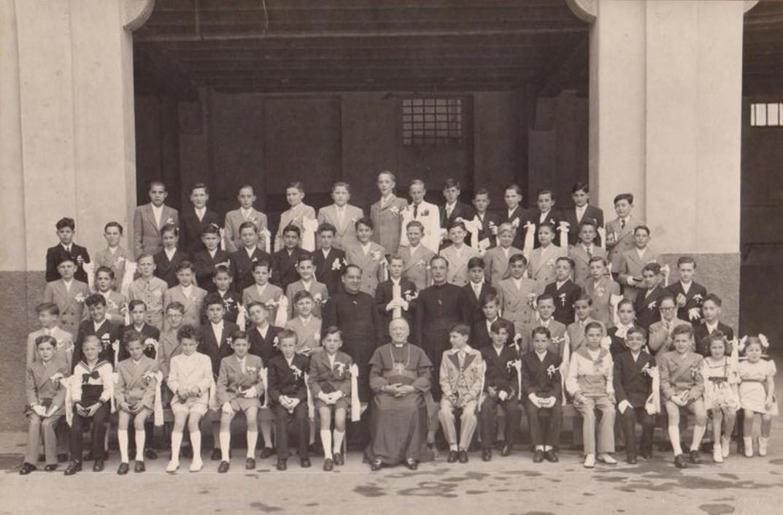 1948 - SASSERNO Communion solennelle
