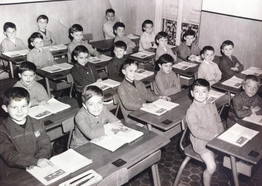 1965 - CP - Lycée Sasserno