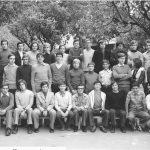 1972 - Seconde C - Ecole Sasserno
